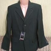 Школьный пиджак Bolinniao, 8-9 лет, смотрите мерки, качественный, новый