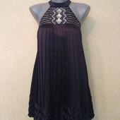 Фирменное стильное платье Next (Некст), размер uk10-12(S-M), новое, качественное, мерки есть