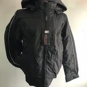 Практичная демисезонная курточка 152-158