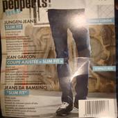 Pepperts - молодежные джинсы Slim Fit-на 170 см