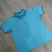 Мужская футболка- поло, р.50-52 в отличном состоянии