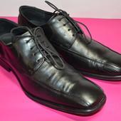 Мужские кожаные туфли Westbury 42 р.стелька 29 см.