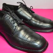 Мужские кожаные туфли Lloyd (Germany) 9 р.стелька 29 см.