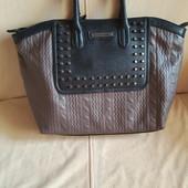 Outlet! Silvian Heach, Италия, стильная фирменная сумка в единственном экземпляре!