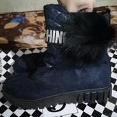Ботинки на осень! 39 размер