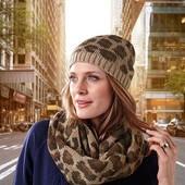 ☘ Теплая и мягкая шапка от Tchibo( Германия), размер универсальный