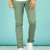 Качественные брюки chinos, органический хлопок от немецкого производителя Чибо (ТСМ Tchibo)