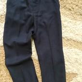 Стильные зауженные брючки Next для джентльмена 2-3 лет, рост 92-98 см (можно в садик) + рубашка