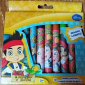 Кольорові олівці від Disney