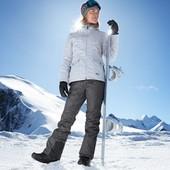 Лыжные брюки на байке под джинс, мембрана 3000 от Tchibo германия, размер 44 евро=50-52, нюанс