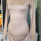 Собираем лоты!! Платье - туника, размер 6/34,95%вискоза, 5%элестан