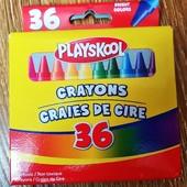 Велика пачка кольорові олівці, 36шт ⚡⚡⚡