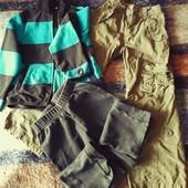 Комплект вещей для мальчика 7-9лет 122-134