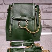 Рюкзак-сумка, премиум качество, можно носить как сумку.