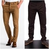 Мужские фирменные классические брюки.