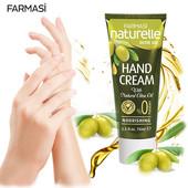 Крем для рук с маслом оливки от Farmasi !!!75мл!!!