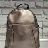 Новая коллекция, натуральная кожа, премиум качество,бронза.