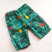 Оооочень классные, яркие брендовые шорты от H&M. Возраст - 6-7 лет. Новые, без бирки!