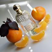 вот он-запах мандарина,счастье,праздник и мечты-Guerlain Aquа аllegoria Mandarine Basilic! цена 1 мл