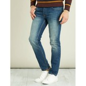 Мужские джинсы Slim fit хлопок французского бренда Kiabi. М, сток европа, оригинал
