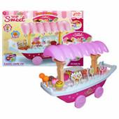 """Набор игрушечный """"Мини магазин на колесах"""" - Luxary candy car"""