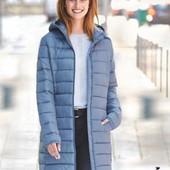 Б/У пару раз, мне велико. Термо пальто от Blue motion, размер 40 евро=46-48