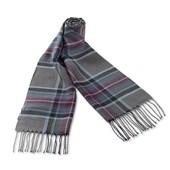 Стильный теплый фланелевый шарф от Tchibo(германия) размер универсальный
