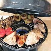 Сковорода гриль-газ 33 см