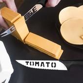 Необычный и очень красивый набор ножей. 5штук