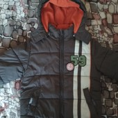 Куртка для мальчика деми 3-4 года, Palomino