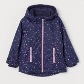 Зимова куртка НМ, в наявності 116-122 розмір