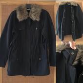 Куртка з відстібним воротніком george Xl/xxl
