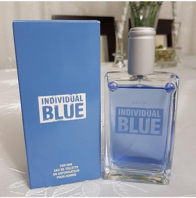 Individual blue где купить косметику нуба в ростове