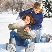теплая куртка на девочку, пуховик, 90% пух , от Alive.