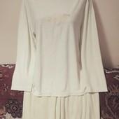 махровая пижама р L,XL, читайте замеры