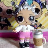 Куколка в родном комплекте оригинал MGA LoL лол как на фото