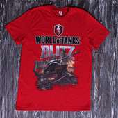 """Мужская футболка """"World of tanks"""""""