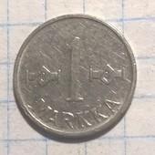 Финляндия 1 марка 1958