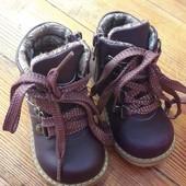 Демисезонные ботинки Шалунишка ортопед размер 20