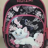 Красивый рюкзак школьный для девочки