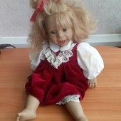 Характерна лялька Panre, без клейма 38 см