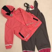 Куртка- дождевик 116-122, 80-86, полукомбинезон 116-122 . Новые , не сток ! Германия
