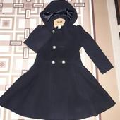 Пальто на 5-6лет замеры ниже