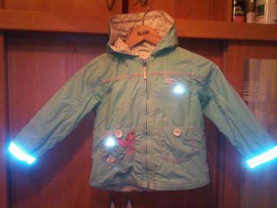 Куртка, ветровка, р. 4-5 лет 110 см, Next. состояние отличное.