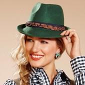 Женская шляпа от Tchibo