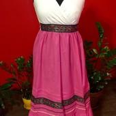 Красивое летнее женское платье one 'she. есть размеры.
