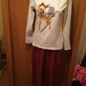 Пижама, Bambie, Бемби, Disney. M-L