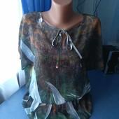 Женская блузка, р.48-52