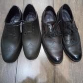 !!! Непромокающие туфли/макасины для мужчин 40-45 размер! Маломерят!