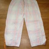 Прикольные штанишки для дома,можно как низ от пижамы!Смотрите замеры!